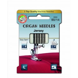 Machine Needles ORGAN JERSEY 130/705H - 90 - 5pcs/card