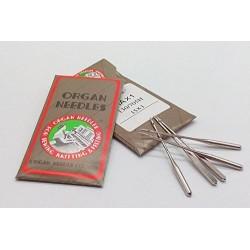 Machine Needles ORGAN HAx1 130/705H - 60/8 - 10pcs/package